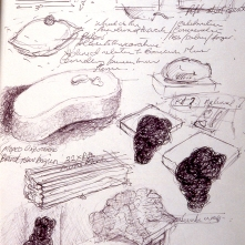 Sketchbook, 1999