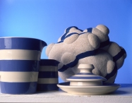 Cornish Ware, 1995 (detail)