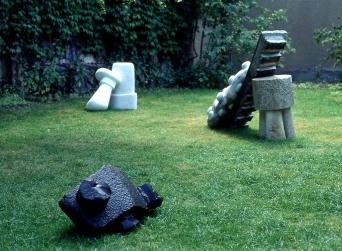 Hockenschule de kunst Berlin, 1992