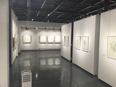 Trace Engines Exhibition AIP Gallery Redtory Guangzhou